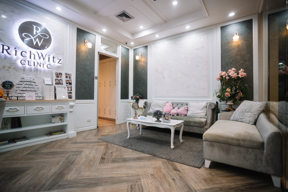 Luxury, relaxation and the latest cosmetic surgery techniques at Richwitz